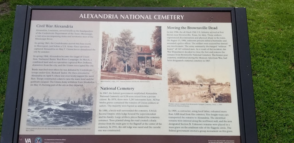 Civil War AlexandriaAlexandria, Louisiana, served briefly of the Confederate Department of the Trans-Mississippi, as the headquarters a vast area encompassing states and territories west of the ...