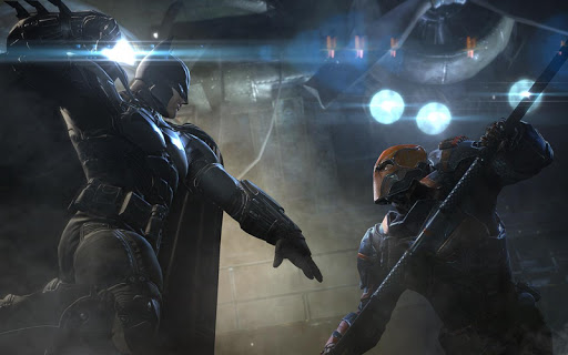 Batman Arkham Origins screenshot 6