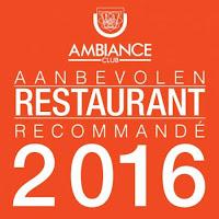 Spaans Dak Ambiance Club Aanbevolen Restaurant 2016 Ambiance Club