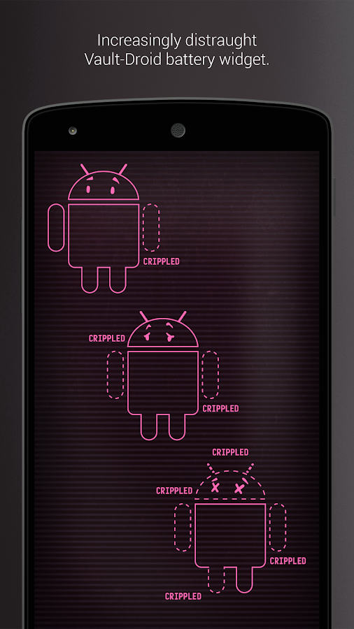 PipTec Pink Icons & Live Wall Screenshot 7
