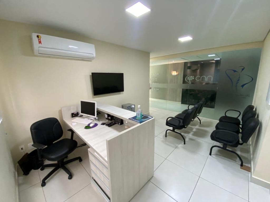 Sala à venda, 54 m² por R$ 390.000,00 - Miramar - João Pessoa/PB