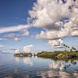 Plantation Key by Heather Allen - Landscapes Cloud Formations (  )