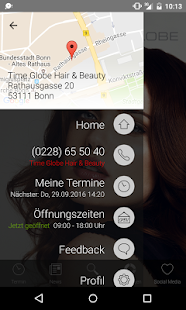 Time Globe - screenshot