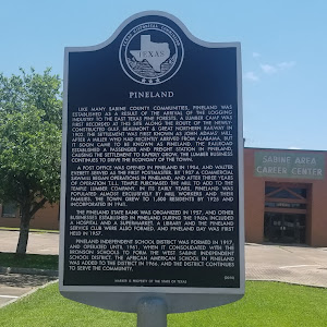 Like many Sabine County communities, Pineland was established as a result of the arrival of the logging industry to the east Texas pine forests. A lumber camp was first recorded at this site along ...