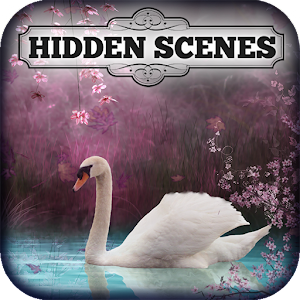Cover art Hidden Scenes - Winter Spring