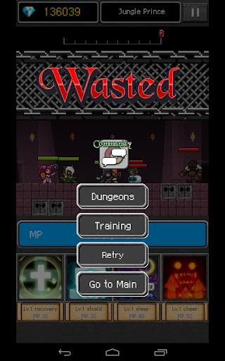 Adventure of Priestess - screenshot