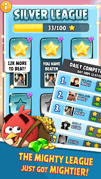 Angry Birds APK screenshot thumbnail 3