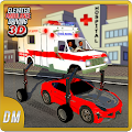 Elevated Ambulance Driving 3D APK for Bluestacks