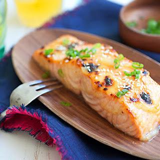 Miso Glazed Salmon Fillet Recipes