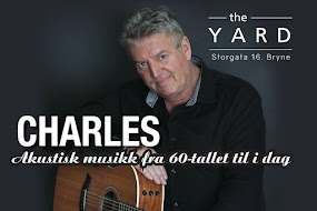 Ettermiddagskonsert med Charles