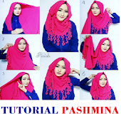 App Tutorial Hijab Pashmina APK for Windows Phone
