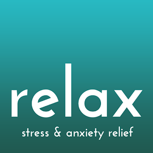 Cover art Relax: Stress & Anxiety Relief