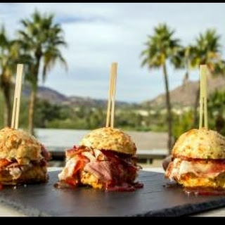 Ham and Jam Sliders