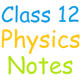 Class 12 Physics Notes APK for Bluestacks