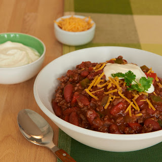 Hearty Beef Chili