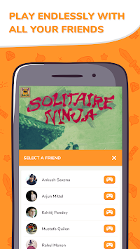 Kapow - Gaming with Friends apk screenshot