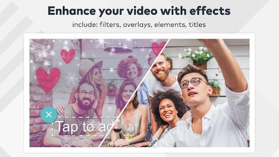 FilmoraGo - Free Video Editor APK for Bluestacks