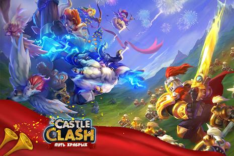 Castle Clash: Юбилейная вечер – Miniaturansicht des Screenshots