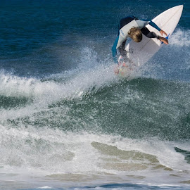 Flight time by Jack Tindall - Sports & Fitness Surfing