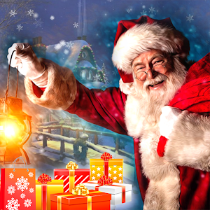 Download Santa Claus Christmas Gift Delivery: Sleigh Riding for Android