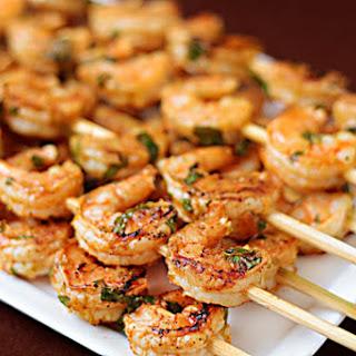 Chipotle Shrimp With Recipes