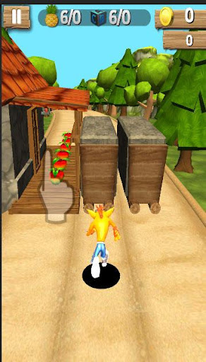 Bandicoot Runner For PC