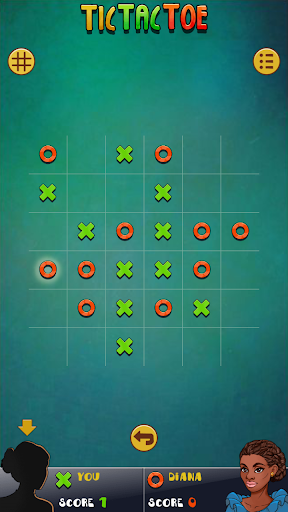 Tic Tac Toe Universe - screenshot