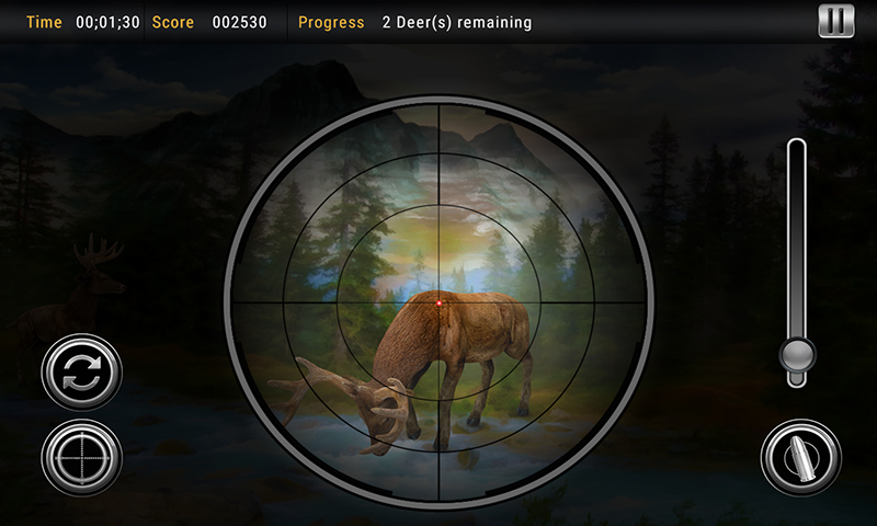 Deer Hunting in Jungle 2016 Screenshot 14