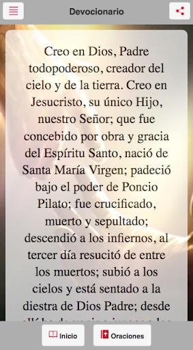 Devocionario Católico screenshot 3