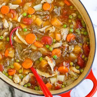 Chicken Booyah Recipes
