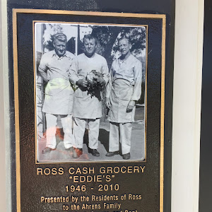 ROSS CASH GROCERY