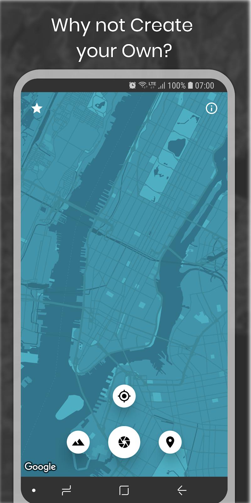 Cartogram - Map Wallpapers & Backgrounds Screenshot 2