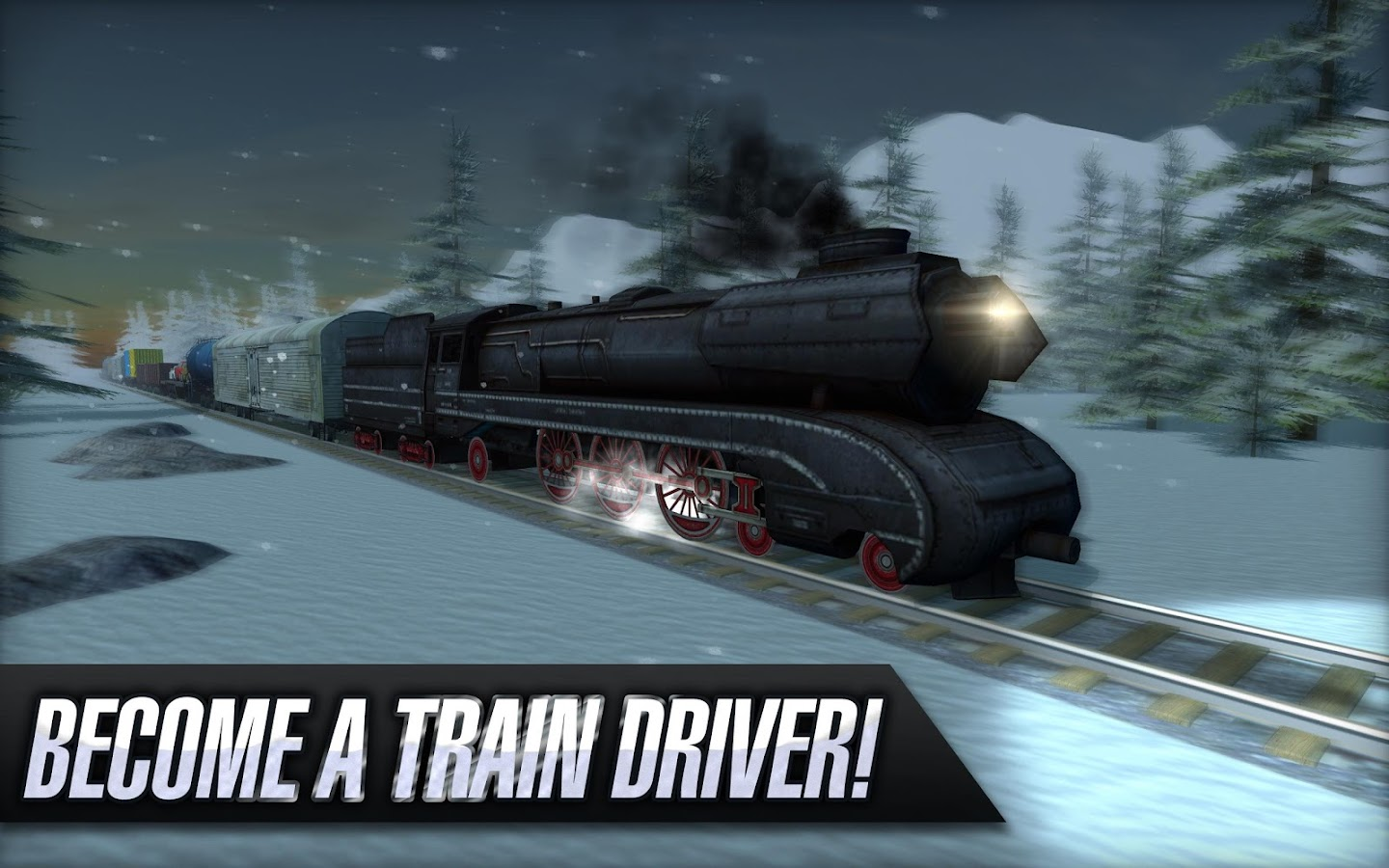 Train Driver 15 Screenshot 1