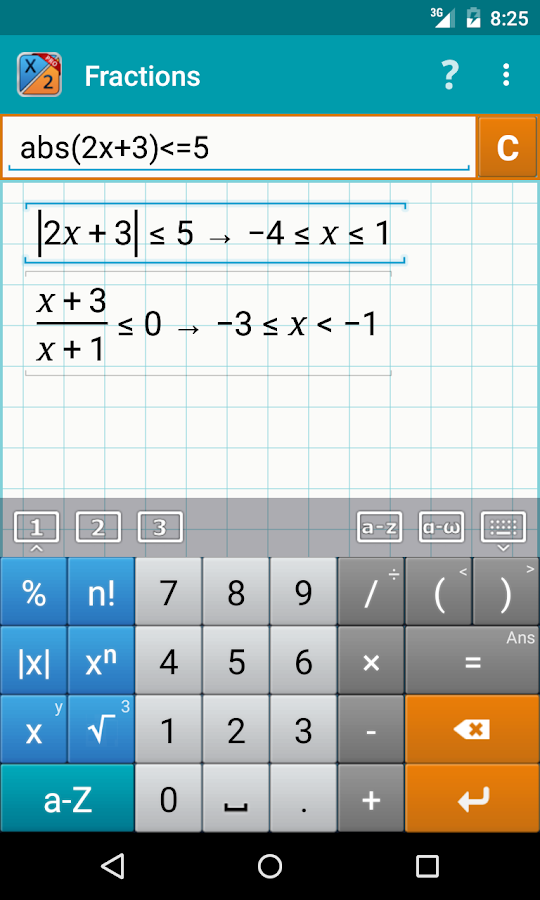 Fraction Calculator + Math PRO Screenshot 4