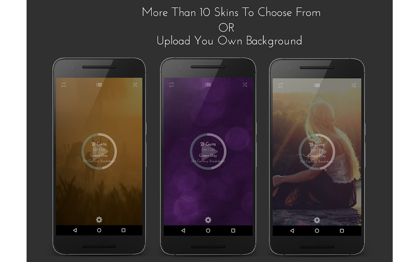 Impulse Music Player Pro Screenshot 3