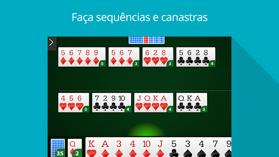 Play Canasta and Burraco