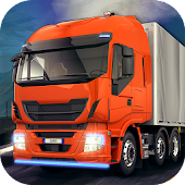 Game Truck Simulator 2017 version 2015 APK