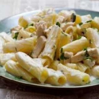 Healthy Chicken Pasta