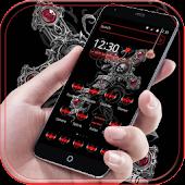 App Skull Cross Theme undead love apk for kindle fire