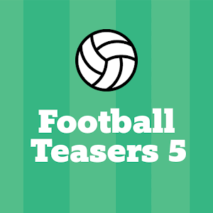 Football Teasers 5 For PC / Windows 7/8/10 / Mac – Free Download