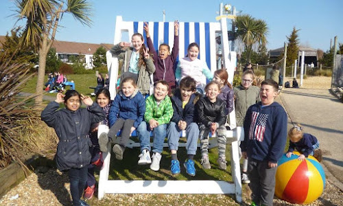Young Carers enjoying a residential