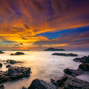 Behind Your Eyes by Andre Adhie - Landscapes Waterscapes