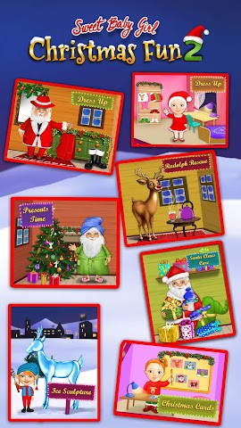 android Christmas Fun 2 FULL Screenshot 0