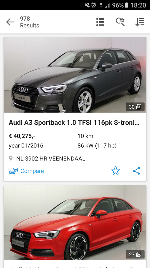 Auto Trader Screenshot 2