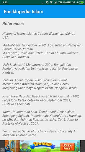 Ensiklopedia Islam screenshot 7