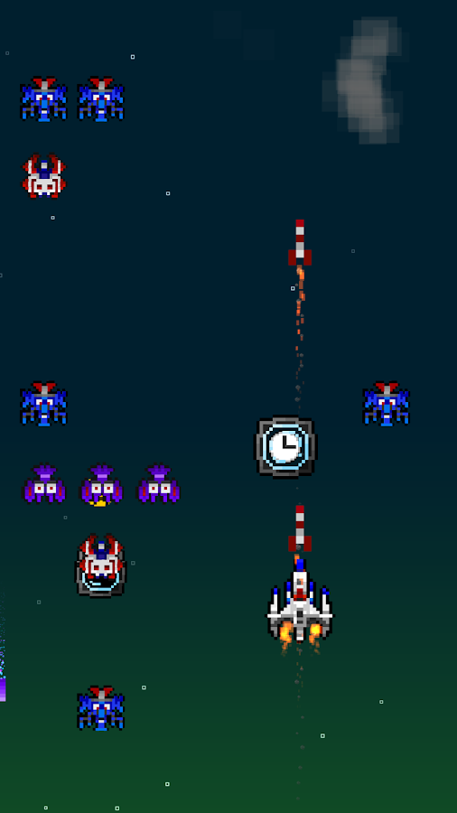 Astro Attack Screenshot 1