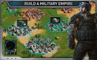 Screenshot of War of Nations: PvP Domination