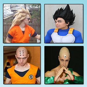 Cosplay Quiz For Saiyan DBZ