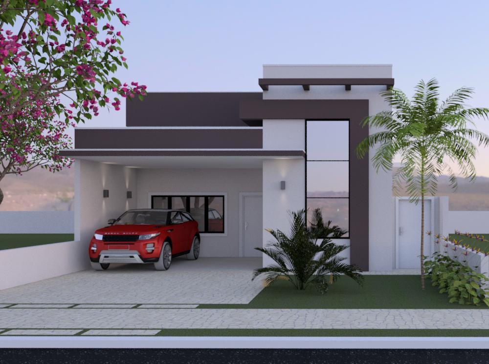 Casa Térrea em Construção no Real Park Sumaré