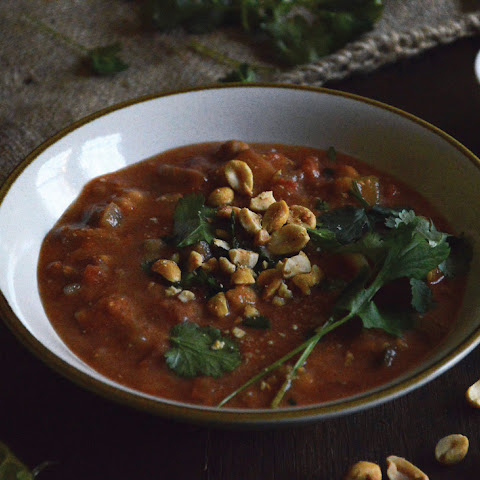 Thai Chickpea Stew